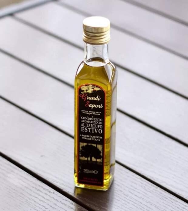 В трюфельное масло добавляется ароматизатор. / Фото: drive2.ru