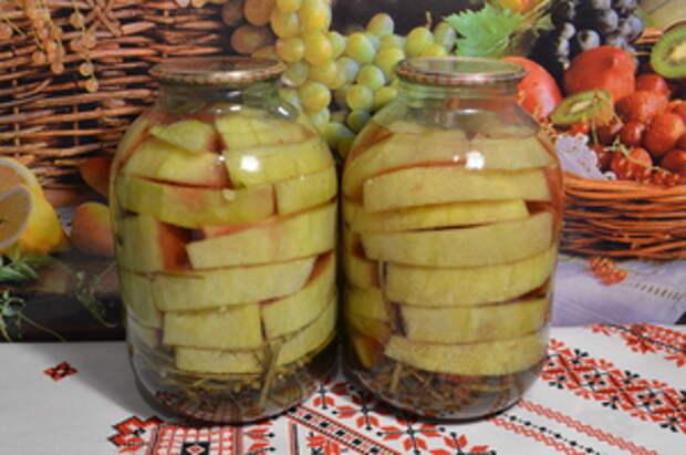 Фото к рецепту: Маринованные арбузы. Готовим на зиму.