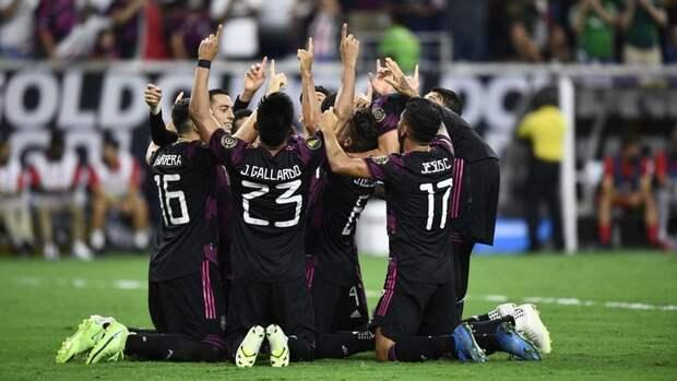 Мексика иСША вышли вфинал Золотого кубка КОНКАКАФ