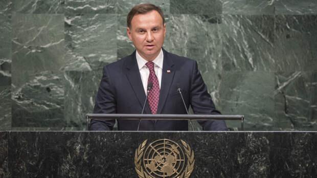 Политолог расшифровал послание президента Польши о конституции и «вражеской» России