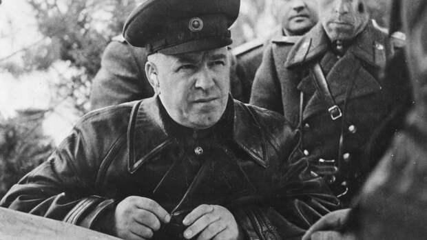 Как маршал Жуков перестрелял всех преступников в Одессе