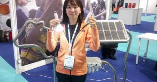 «Солнечная корова» дает энергию вместо молока. Изобретение попало в рейтинг лучших технологий (3 фото)