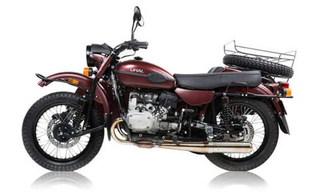 У мотоциклов Урал появится новый двигатель, но моделей станет меньше