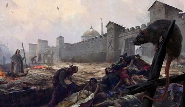 Как эпидемия чумы в XIV веке изменила развитие европейской цивилизации?