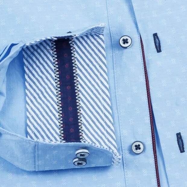 17 деталей мужских рубашек (подборка)