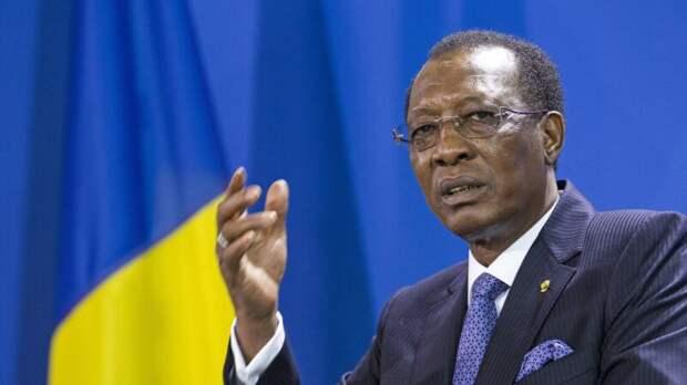МИД РФ выразил соболезнования в связи с гибелью президента Чада