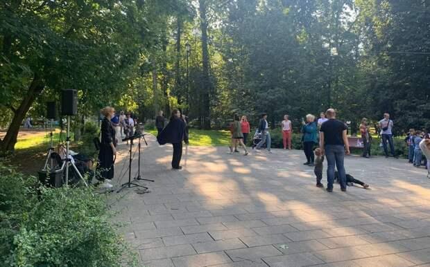 «Клуб «Огонёк» отпраздновал День открытых дверей в Грачёвке