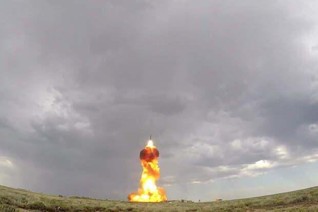 Российские ВКС испытали новую противоракету системы ПРО