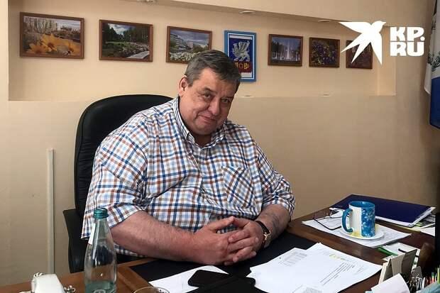 Мэром Боровский оказался жестким. Авторитетным Фото: Владимир ВОРСОБИН