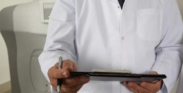 Сотрудники больницы Вересаева награждены почетным знаком «За мужество и доблесть в борьбе с коронавирусом»