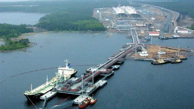 Около 112 тысяч тонн СПГ отгружено сзавода НОВАТЭКа иГазпромбанка