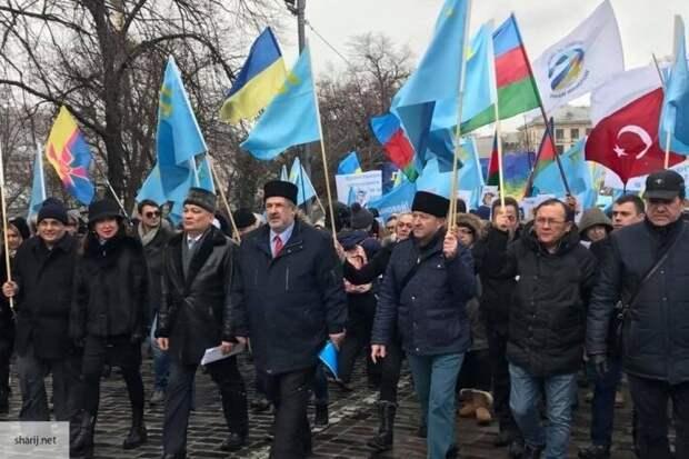 «Здесь для них будет пожизненный карантин»: в Крыму пресекли провокацию членов «меджлиса»