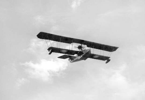 Первый русский гидроплан М-5. Как инженер Григорович научил лодку летать и воевать