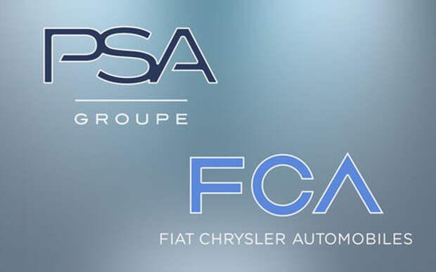 PSA хочет купить Fiat Chrysler. Последние - не против