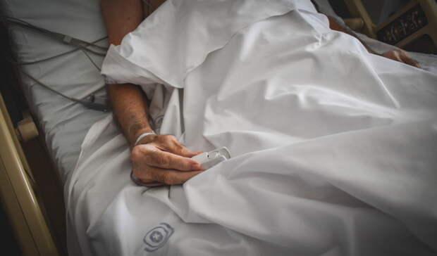 В ковидных госпиталях Оренбуржья остаются 155 тяжелых пациентов
