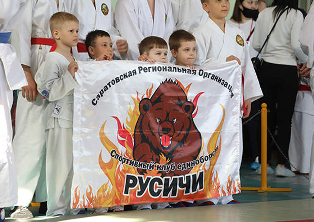 В Саратовской области прошел турнир по армейскому рукопашному бою среди военнослужащих и допризывной молодежи