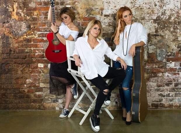 Современный состав группы *Лицей* | Фото: woman.ru