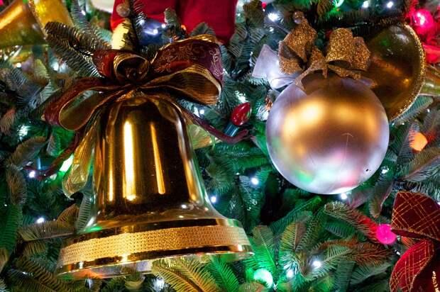 История новогодней традиции