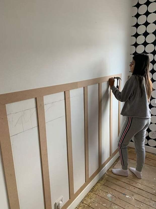 12-летняя девочка преобразила и украсила свой дом всего за неделю