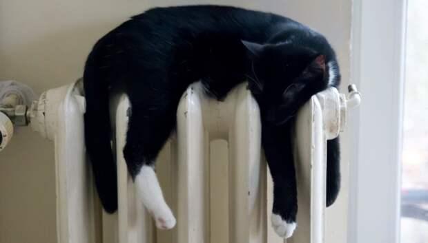 Подачу тепла в дома Подольска возобновят по заявкам жителей