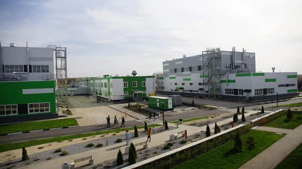 В России за 5 лет открыто более 1300 новых производств