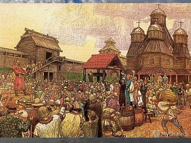 Существовал ли в средневековом Новгороде «Совет господ»?