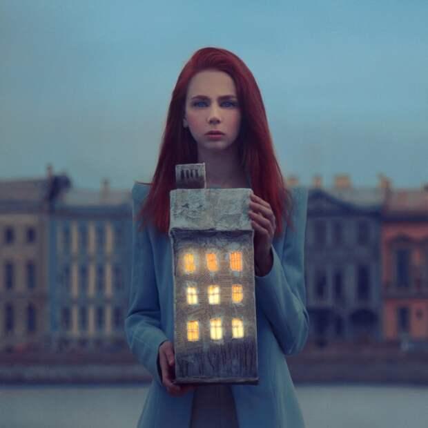 Эффект волшебства от Олега Оприско