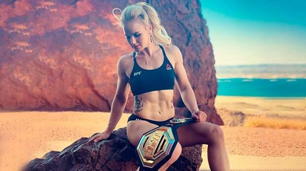 Валентина Шевченко в пятый раз успешно провела защиту титула UFC в наилегчайшем весе, нокаутировав Андраде