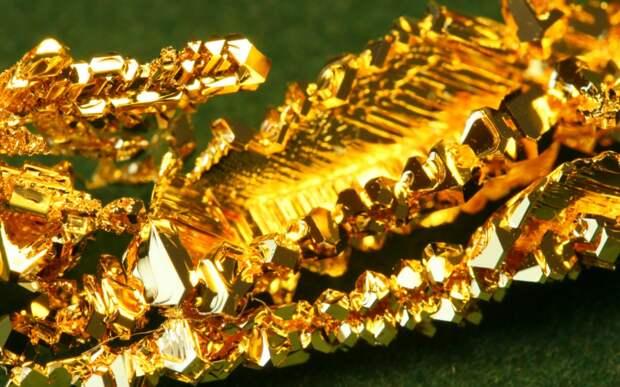 Испанские ученые открыли лечебные свойства золота