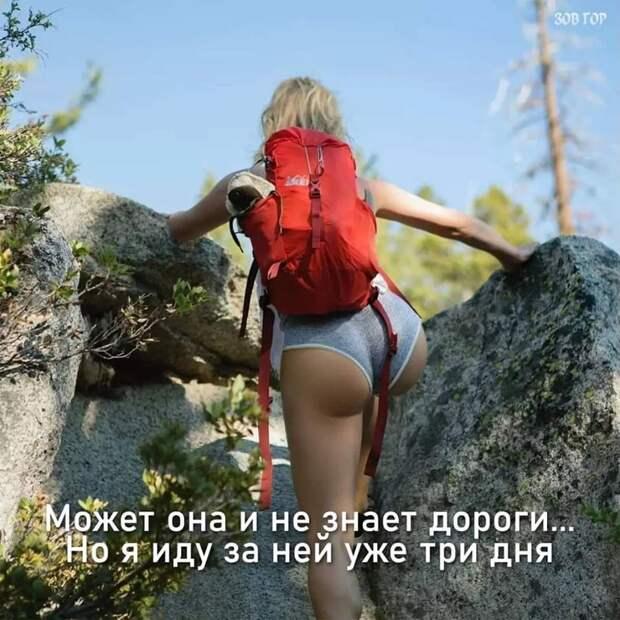 Совет альпиниста: не связывайтесь с дураками