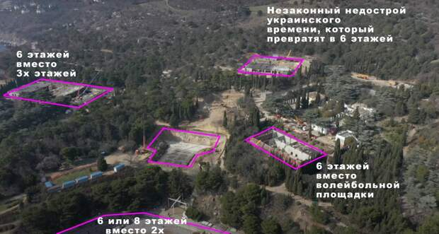 Клятвы Аксенова не спасут Форосский парк от убийства - мнение