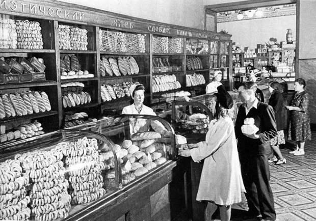 Почему в СССР хлебобулочные изделия были вкуснее и хранились дольше