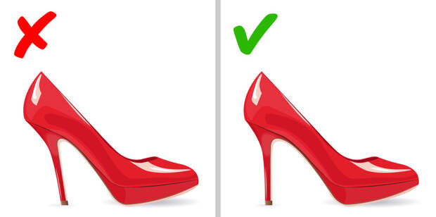 Какие нюансы стоит учесть, чтобы выбрать удобную обувь на каблуке