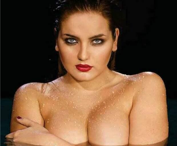 Евгения Подберёзкина. Чемпионка мира и plus-size модель.