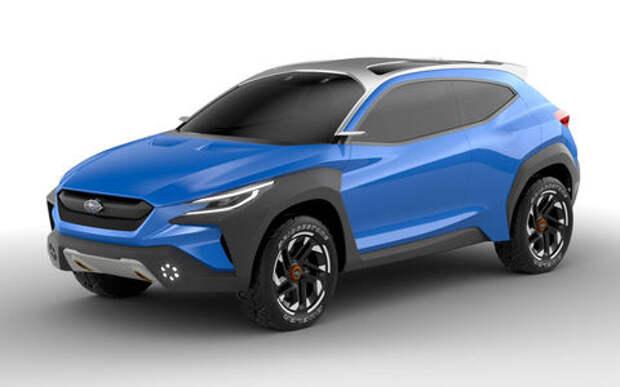 Subaru меняет дизайн: только посмотрите на этот концепт!