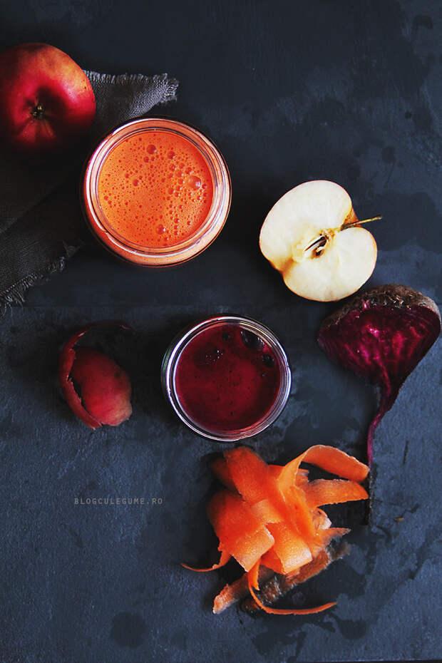 1 свекла, 2 моркови, 1 яблоко. Рецепт от лучшего диетолога в мире!