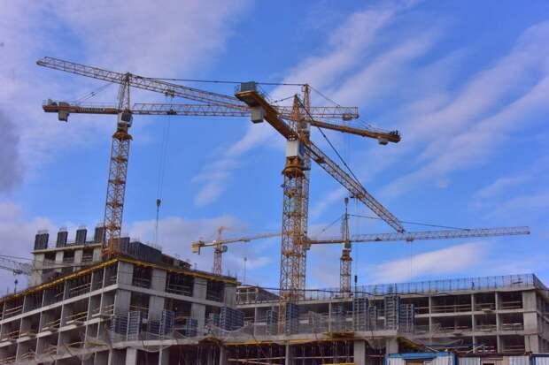 Возле станции МЦК «Коптево» построят дом с паркингом
