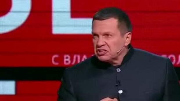 """""""Меня прям бесит!"""": Соловьёв и Кедми обсудили перепись евреев на Украине"""