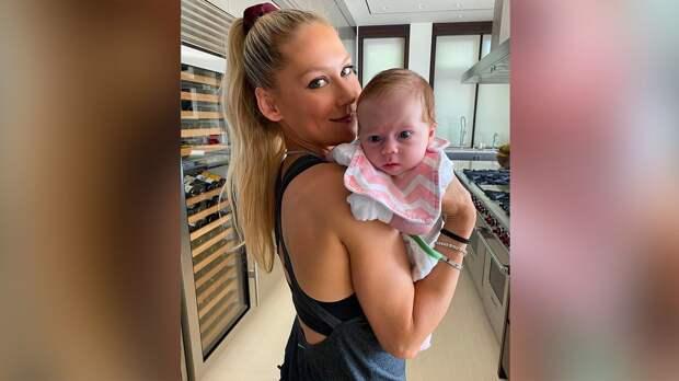 Курникова показала подросшую дочь Машу от певца Энрике Иглесиаса: фото