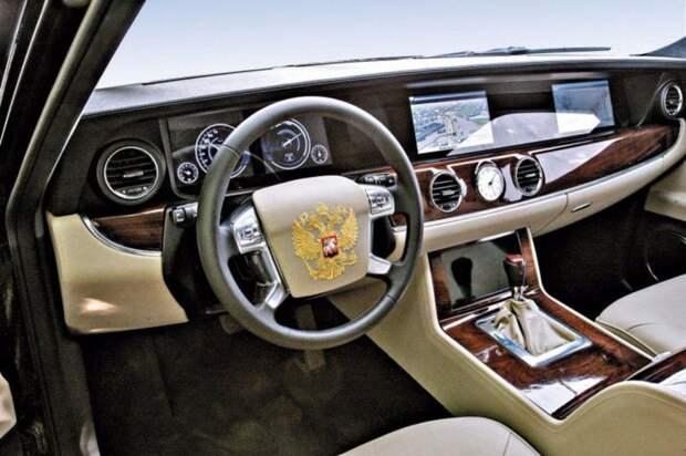 ОАЭ заинтересовались автомобилями проекта «Кортеж» российской разработки