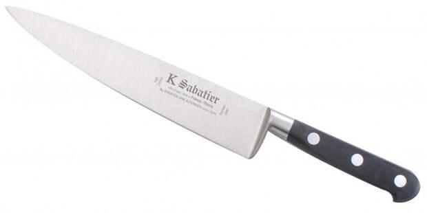 4 вида ножей, которые повара считают главными на кухне