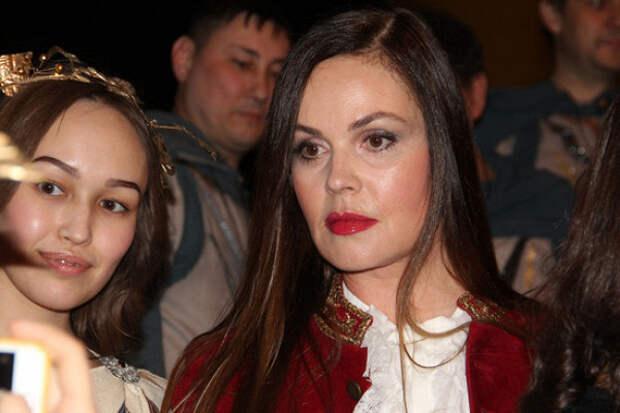 Андреева выступила против масок ипопала навидео