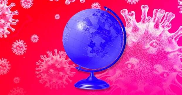 22 страны, где обнаружили коронавирус