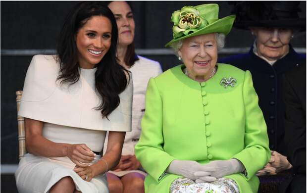 """Меган Маркл призналась, какие правила Елизаветы II ей """"трудно понять"""""""