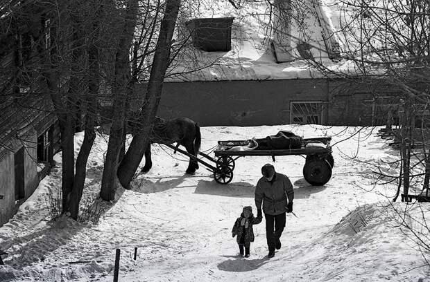 Фотограф Евгений Канаев: «Казань и казанцы в 90-е» 33
