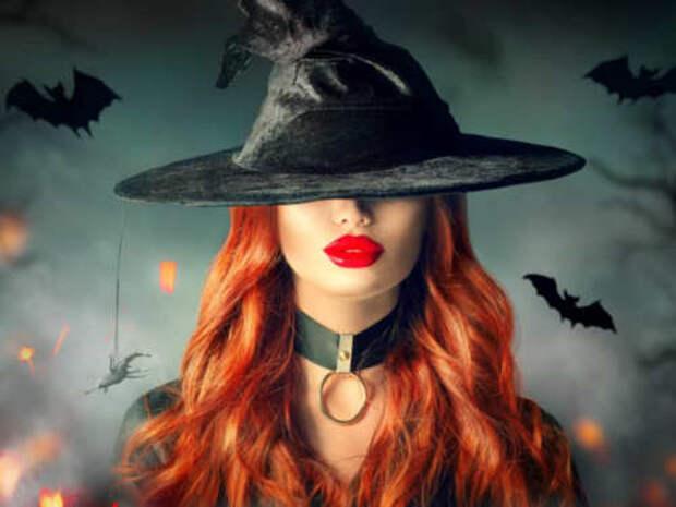 7 примет, выдающих в женщине скрытую ведьму