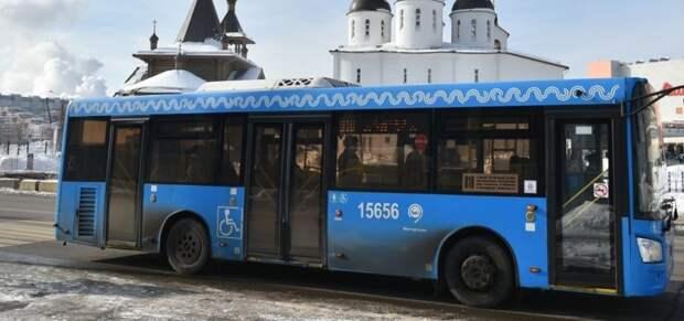 По Северо-Западной хорде будет ходить автобус