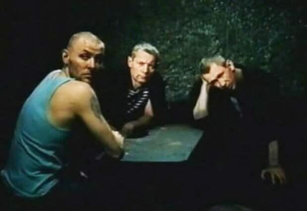 Кадр из фильма «Беспредел»