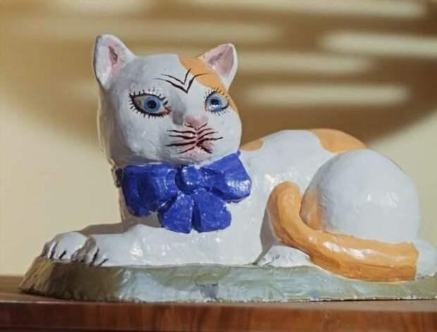 Тринадцать кошек Леонида Гайдая — мистических и бытовых (20 фото + 1 видео)