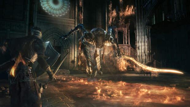 Энтузиаст показал все эпитафии, вырезанные из Dark Souls3